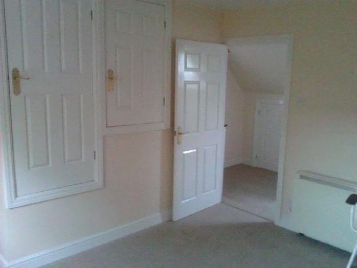 Bad real estate listing photos wall doors