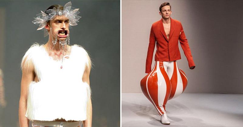 Ridiculous Male Fashion Designs