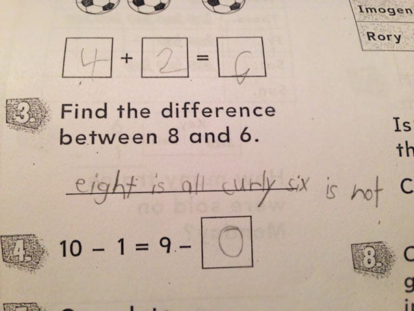 Funny Times Kids Followed Instructions So Literally, They Beat The System