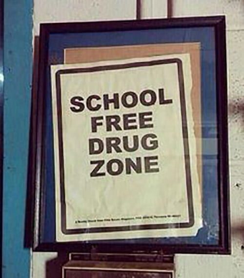 funny back-to-school sign epic fail