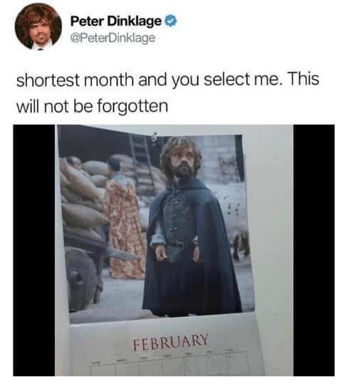 funny fails intentional joke game of thrones calendar