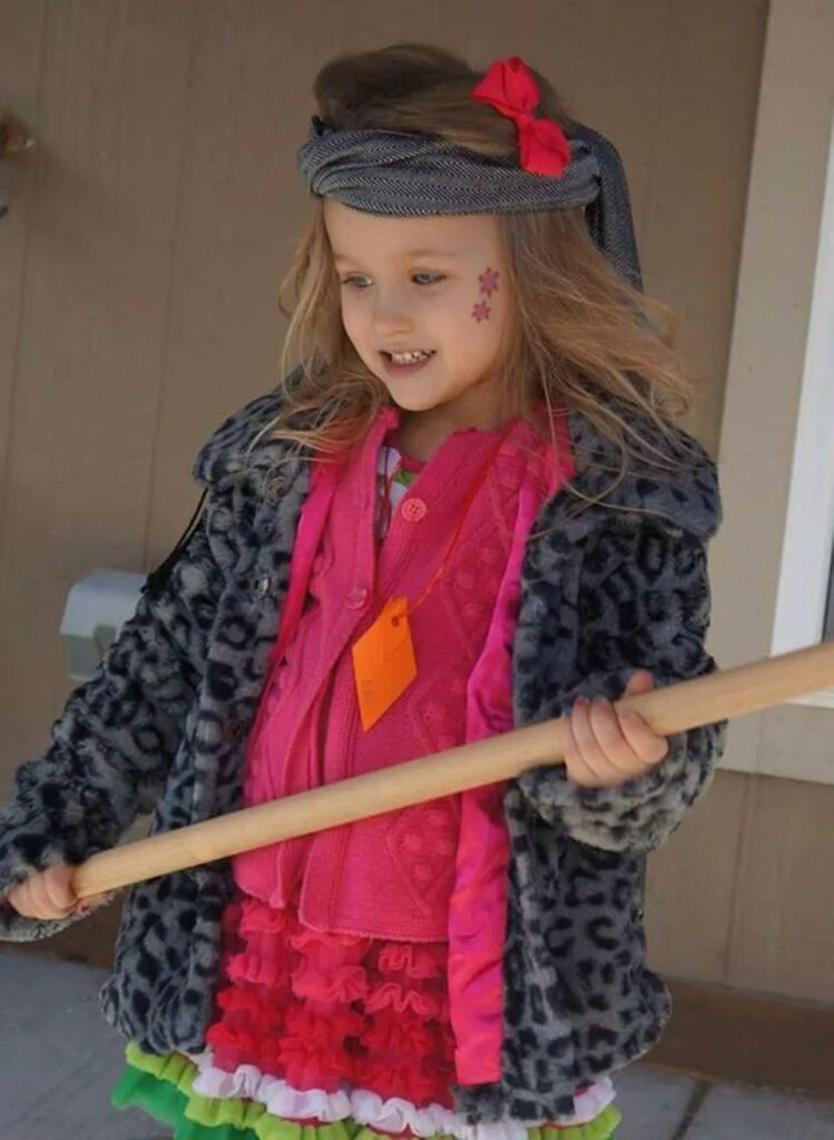 funny outfits children picked their own clothes