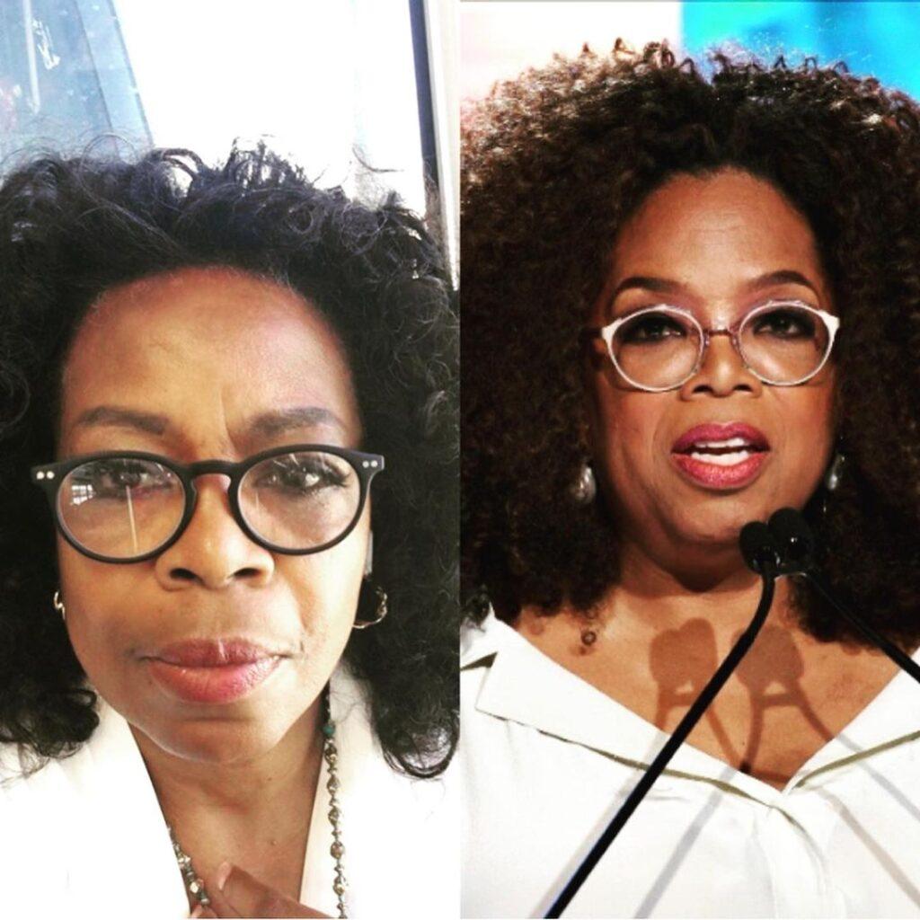 celebrity doppelgangers famous lookalike Oprah