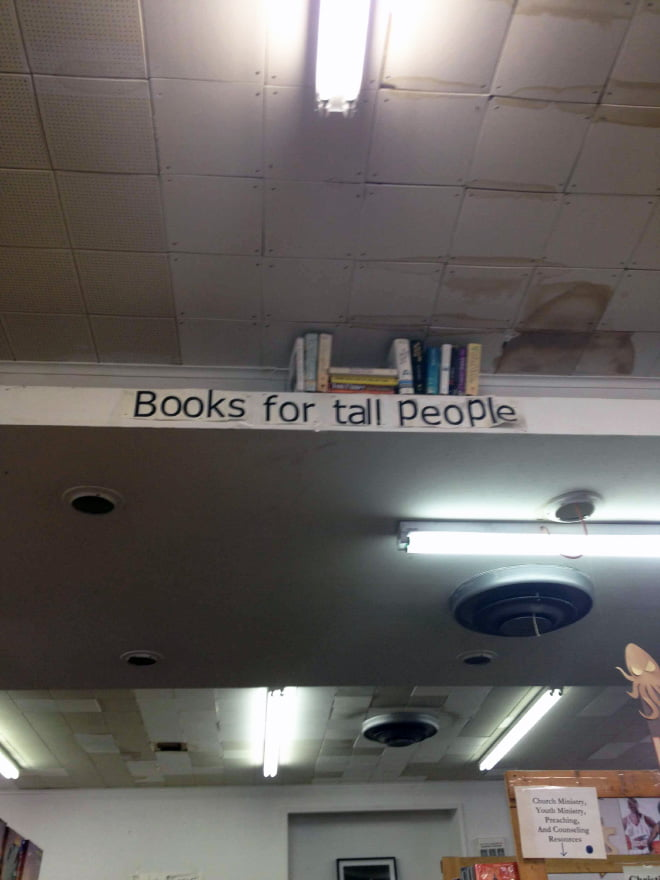 funny librarian joke